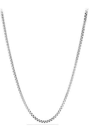 David Yurman Extra-Large Box Chain Necklace/0.20""