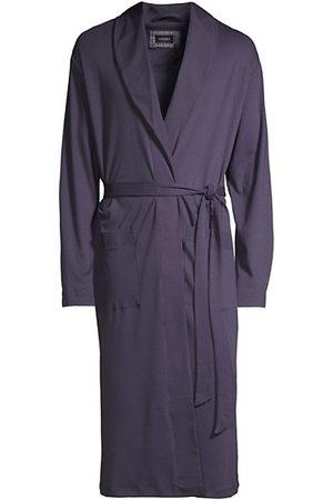 Hanro Night And Day Long Sleeve Robe
