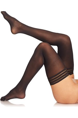 Falke Pure Matte 50 Opaque Stay-Up Thigh Highs