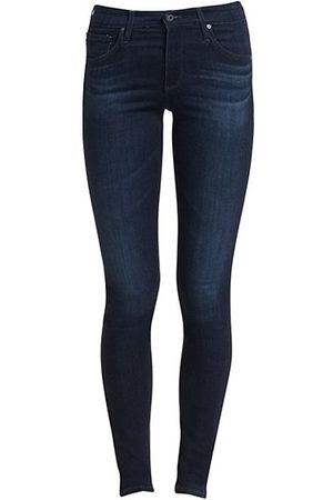 AG Jeans Farah High-Rise Skinny Ankle Jeans