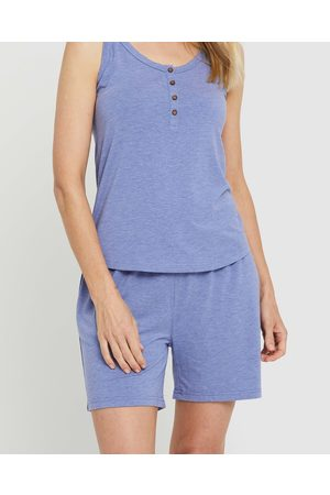 Bamboo Body Relax PJ Short - Sleepwear (Lavender) Relax PJ Short