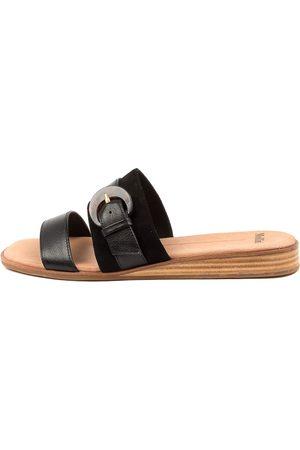 Mollini Tarna Mo Mix Natural Heel Sandals Womens Shoes Casual Heeled Sandals
