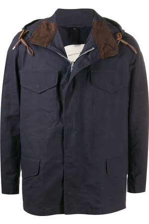 MACKINTOSH Drumming hooded jacket