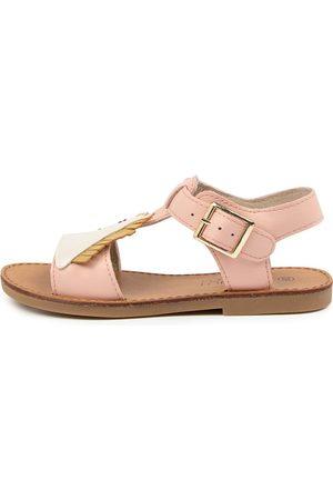 Walnut Melbourne Rocky Tot Wa Sandals Girls Shoes Casual Sandals Flat Sandals