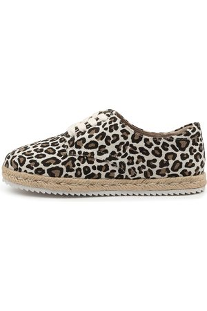 Walnut Melbourne Giselle Wa Leopard Shoes Womens Shoes Casual Flat Shoes