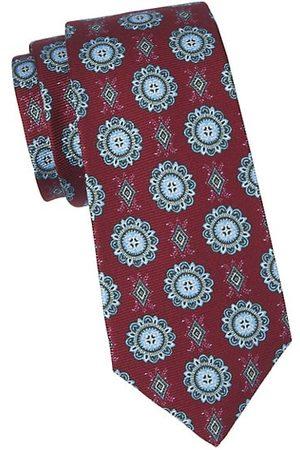 Kiton Kaleidescope Silk Tie