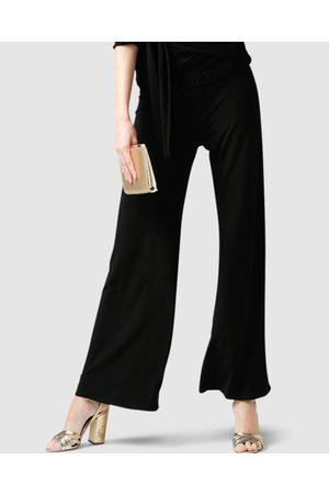 SACHA DRAKE Women Stretch Pants - Seamless Stretch Pants - Pants Seamless Stretch Pants