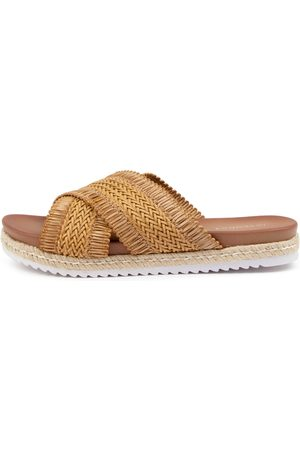 Los Cabos Tinny W Lc Tan Sandals Womens Shoes Casual Sandals Flat Sandals