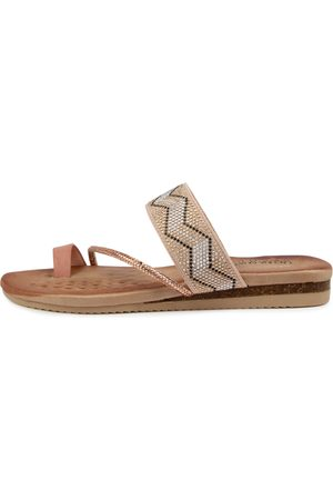 Laguna Quays Kippie W Lq Blush Tribal Sandals Womens Shoes Dress Sandals Flat Sandals