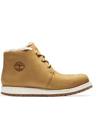 Timberland Richmond Ridge Faux Fur-Lined Waterproof Chukka Boots