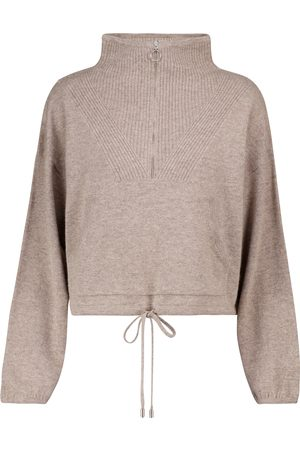 JONATHAN SIMKHAI Women Sweaters - Hana mockneck sweater