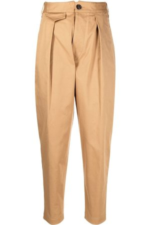Dsquared2 Asymmetric high-waisted trousers