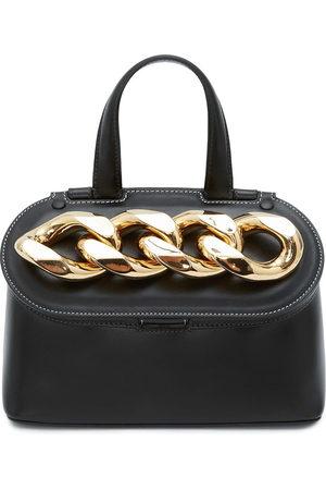 J.W.Anderson Small Chain Lid basket bag