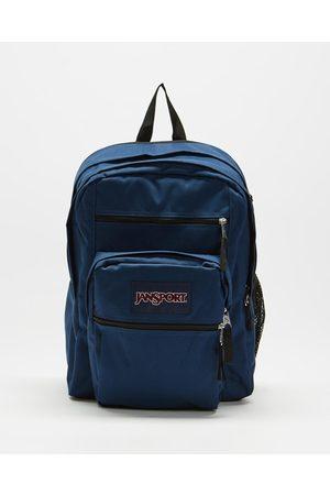 JanSport Big Student Backpack - Backpacks (Navy) Big Student Backpack