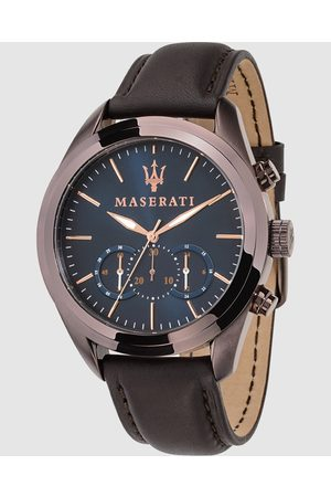 Maserati Men Watches - Traguardo 45mm Deep Watch - Watches Traguardo 45mm Deep Watch
