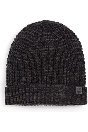 Bickley+Mitchell Faux Sherpa-Lined Thermal Cuff Beanie