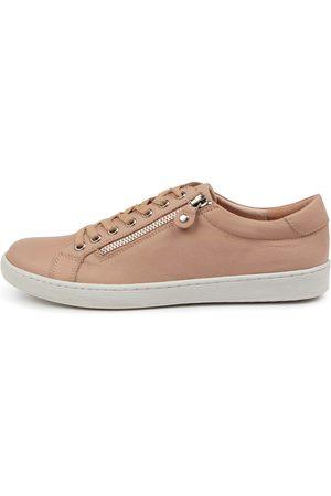Django & Juliette Women Casual Shoes - Donat Dj Dk Nude Sneakers Womens Shoes Casual Sneakers