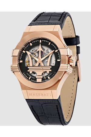 Maserati Potenza 42mm Automatic Skeleton Watch - Watches Potenza 42mm Automatic Skeleton Watch