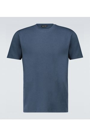 Tom Ford Cotton crewneck T-shirt