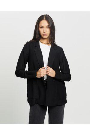 Grace Willow Nada Jacket - Blazers Nada Jacket