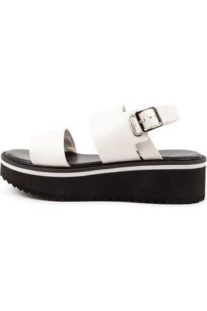 Tony Bianco Women Sandals - Milla Tb Sandals Womens Shoes Casual Sandals Flat Sandals