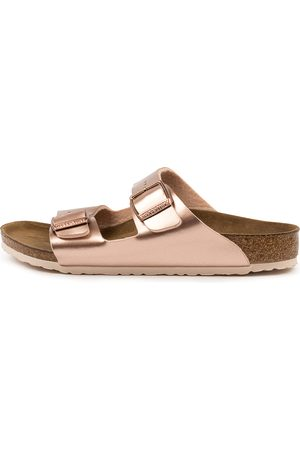 Birkenstock Arizona Kids Jnr Bk Copper Sandals Girls Shoes Casual Sandals Flat Sandals