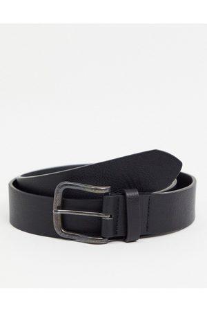 New Look Casual belt in black