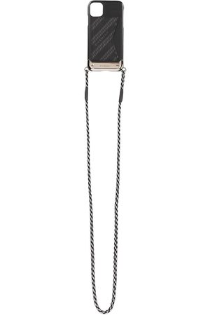 Givenchy Chain print strap iPhone 11 case