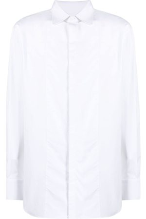 Dsquared2 Men Long sleeves - Button-up long-sleeve shirt