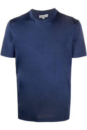 CANALI Men Short Sleeve - Short-sleeve T-shirt