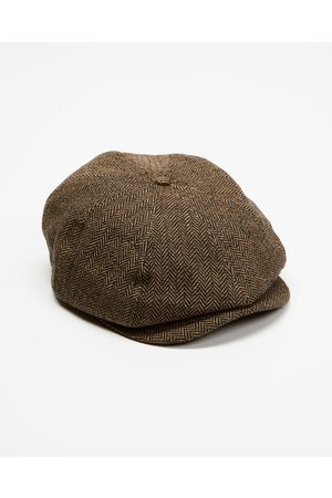 Brixton Brood Snap Cap - Headwear ( & Khaki) Brood Snap Cap