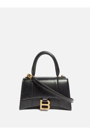 Balenciaga Hourglass Extra-small Leather Bag - Womens