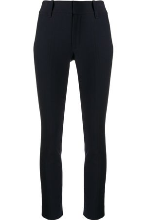 Vince Slim-fit cropped chinos