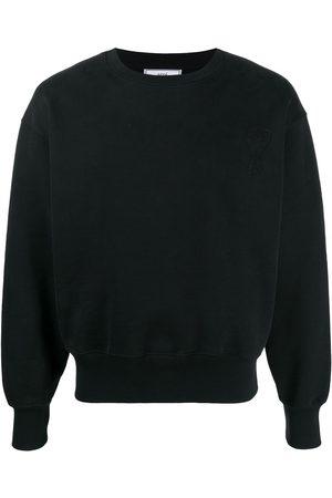 Ami Embroidered logo sweatshirt