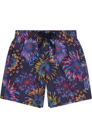 Vilebrequin Jirise printed swim trunks