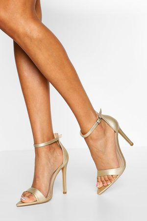 Boohoo Wide Fit Pointed Toe Two Parts