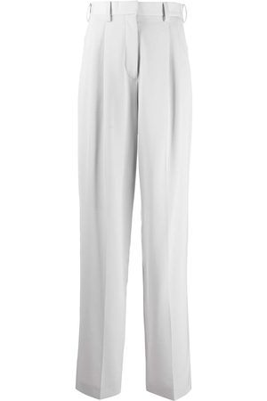 Stella McCartney Women Formal Pants - Tailored high-waisted trousers