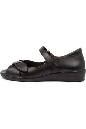 Ziera Disco W Zr Sandals Womens Shoes Comfort Sandals Flat Sandals