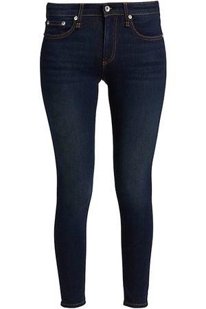RAG&BONE Cate Mid-Rise Ankle Skinny Jeans