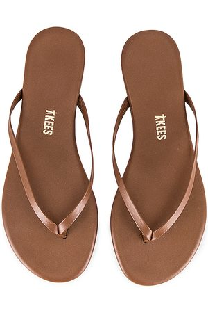 Tkees Foundations Shimmer Flip Flop in .