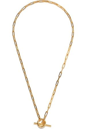 Otiumberg Love Link 14kt -vermeil Necklace - Womens