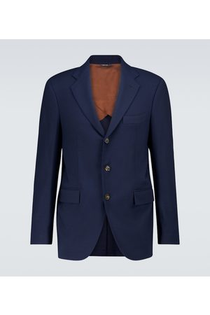 Loro Piana Madrid Sartorial wool blazer