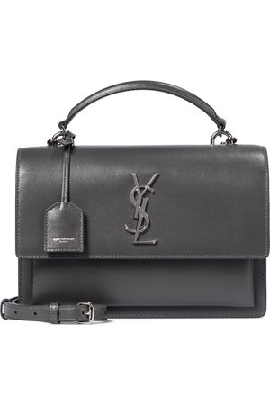 Saint Laurent Sunset Monogram Medium leather shoulder bag