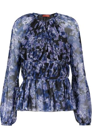 Altuzarra Therese printed blouse