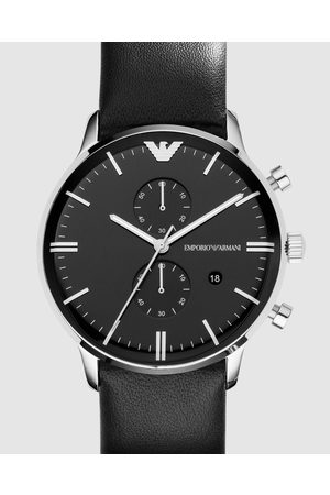 Emporio Armani Chronograph Watch AR0397 - Watches Chronograph Watch AR0397