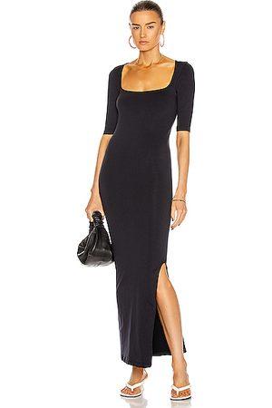 SIMON MILLER Women Dresses - Mies Square Neck Dress in