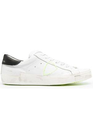 Philippe model Prsx Broderie Neon low-top sneakers