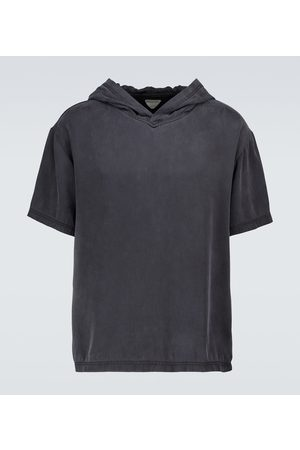 Bottega Veneta Short-sleeved hooded T-shirt