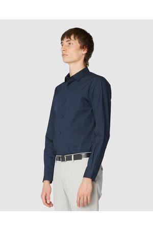 Jack London Navy Mustang Shirt - Shirts & Polos Navy Mustang Shirt