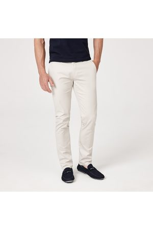 Politix Mens Chinos, Size 30 Neutral Coloured Helston
